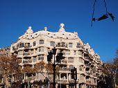 Casa Mila or La Pedrera, Barcelona