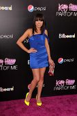 Carly Rae Jepsen at the