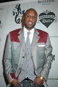 Lamar Odom  at the Opening Night of 'The Pussycat Dolls Lounge'. Viper Room, West Hollywood, CA. 11-23-08