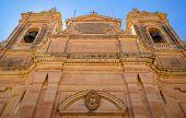 Ghasri Church Low Angle