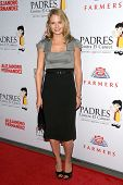 Jennifer Morrison  at the 8th Annual Padres Contra El Cancer's 'El Sueno De Esperanza' Benefit Gala.
