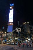 Bukit Bintang Shopping night Kuala Lumpur Malaysia