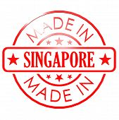 Made In Singapore Red Seal