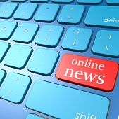 Online News Keyboard