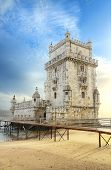 Tower of Belem. Lisbon Portugal