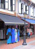 Clothes shop Arab Street Singapore