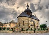 image of trinity  - Holy Trinity Church in Kamianets - JPG