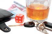 Whiskey Keys Dice And Money
