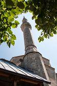 MOSTAR, BOSNIA AND HERZEGOVINA, MAY 12, 2010 - Tower minaret of Koski Mehmed Pasha Mosque