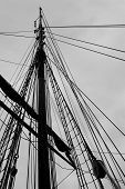 Rig Of Sailing Ship