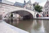 pic of gents  - In Gent by the water there is St - JPG