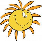 Happy Sun poster