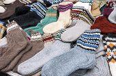 Colorful Woolen Socks