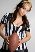 Female Football Referee
