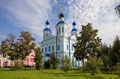Russia. Tambov City. Cathedral Of Kazan Monastery