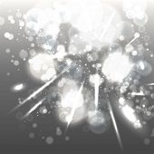 Soft colored abstract background with bokeh