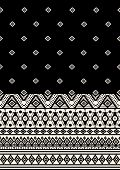 Tribal,ethnic pattern,