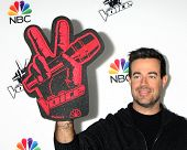 LOS ANGELES - DEC 8:  Carson Daly at the NBC's