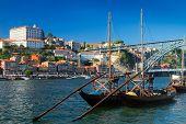 Day scene of Porto, Portugal