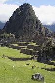 Inca City of Machu Picchu