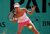 Anastasia Pivovarova (rus) At Roland Garros 2010