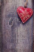 Valentine Background.