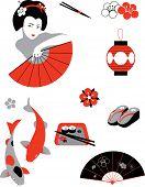 Japanese set