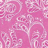 lacy seamless pattern