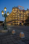 stock photo of department store  - City of Moscow - JPG