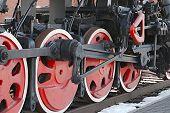 pic of locomotive  - Locomotive Detail - JPG