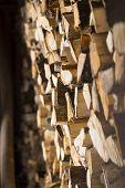 image of firewood  - firewood  - JPG