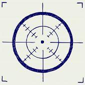image of crosshair  - Crosshair - JPG