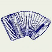 image of accordion  - Accordion - JPG