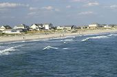 Topsail Island View