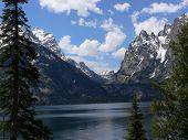 Jackson Lake, Grand Teton