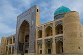 Miri Arab Khan & Poi Kalon Mosque Complex in Bukhara