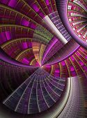 abstract graphic illustration/background