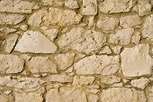 foto of fieldstone-wall  - the detail of a pattern on a wall - JPG