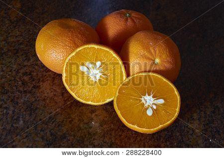 Tangerines From Valencia