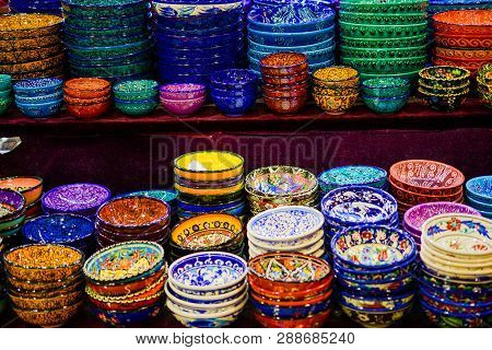 Different Type Of Colorful Turkish