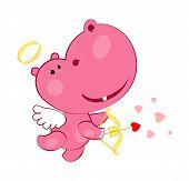 Sweet Cupid Hippopotamus