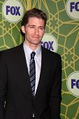 LOS ANGELES - JAN 8:  Matthew Morrison arrives at the Fox TCA Party - Winter 2012 at Castle Green on January 8, 2012 in Pasadena, CA