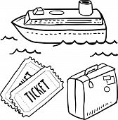 Cruise objects sketch
