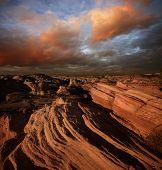 Beauty of Red Rock park