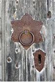 Old Cathedral Keyhole