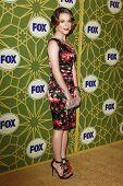LOS ANGELES - JAN 8:  Tina Majorino at the FOX All Star Winter TCA Party at Castle Green on January 8, 2012 in Pasadena, California.
