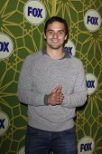 LOS ANGELES - JAN 8:  Jake Johnson at the FOX All Star Winter TCA Party at Castle Green on January 8, 2012 in Pasadena, California.