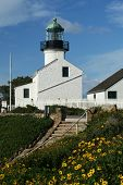 Old Point Loma Light