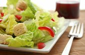 Salad With Crouton