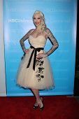 LOS ANGELES - JAN 6:  Sabina Kelley arrives at the NBC Universal All-Star Winter TCA Party at The At